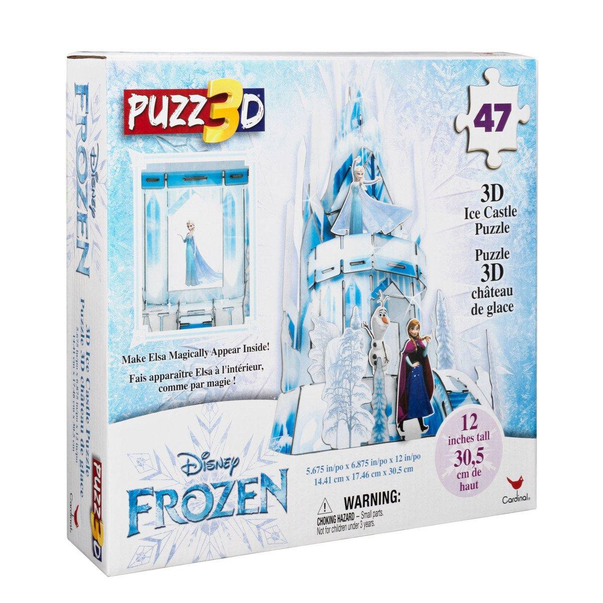 Disney Frozen 2: 3D Plastic Hologram 47pc Puzzle £3.75 + £3.99 del at The Entertainer