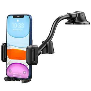 Mpow Car Phone Holder with long arm for £4.99 delivered (+£4.49 non prime) Sold by SJH EU LTD and Fulfilled by Amazon