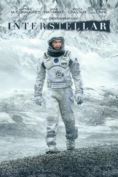 Interstellar 4K Dolby Vision £5.99 @ iTunes Store