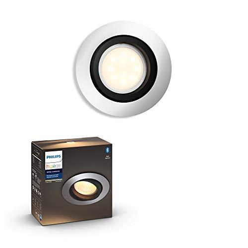Philips Hue Milliskin White Ambience Recessed LED Smart Ceiling Spotlight [GU10 Spot] Used Like New £22.91 @ Amazon Warehouse