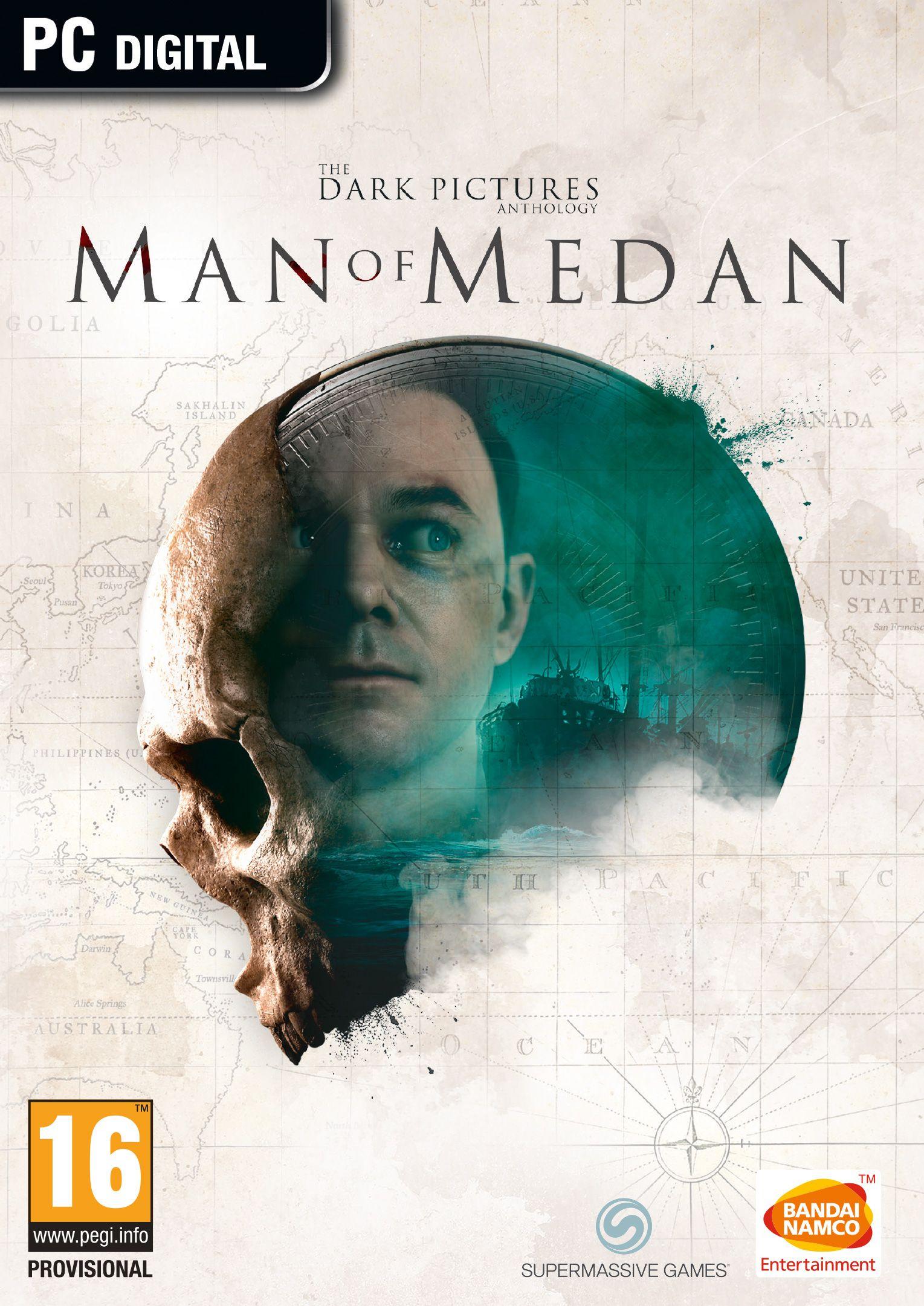 [Steam] The Dark Pictures Anthology: Man of Medan (PC) - £8.25 @ Gamersgate