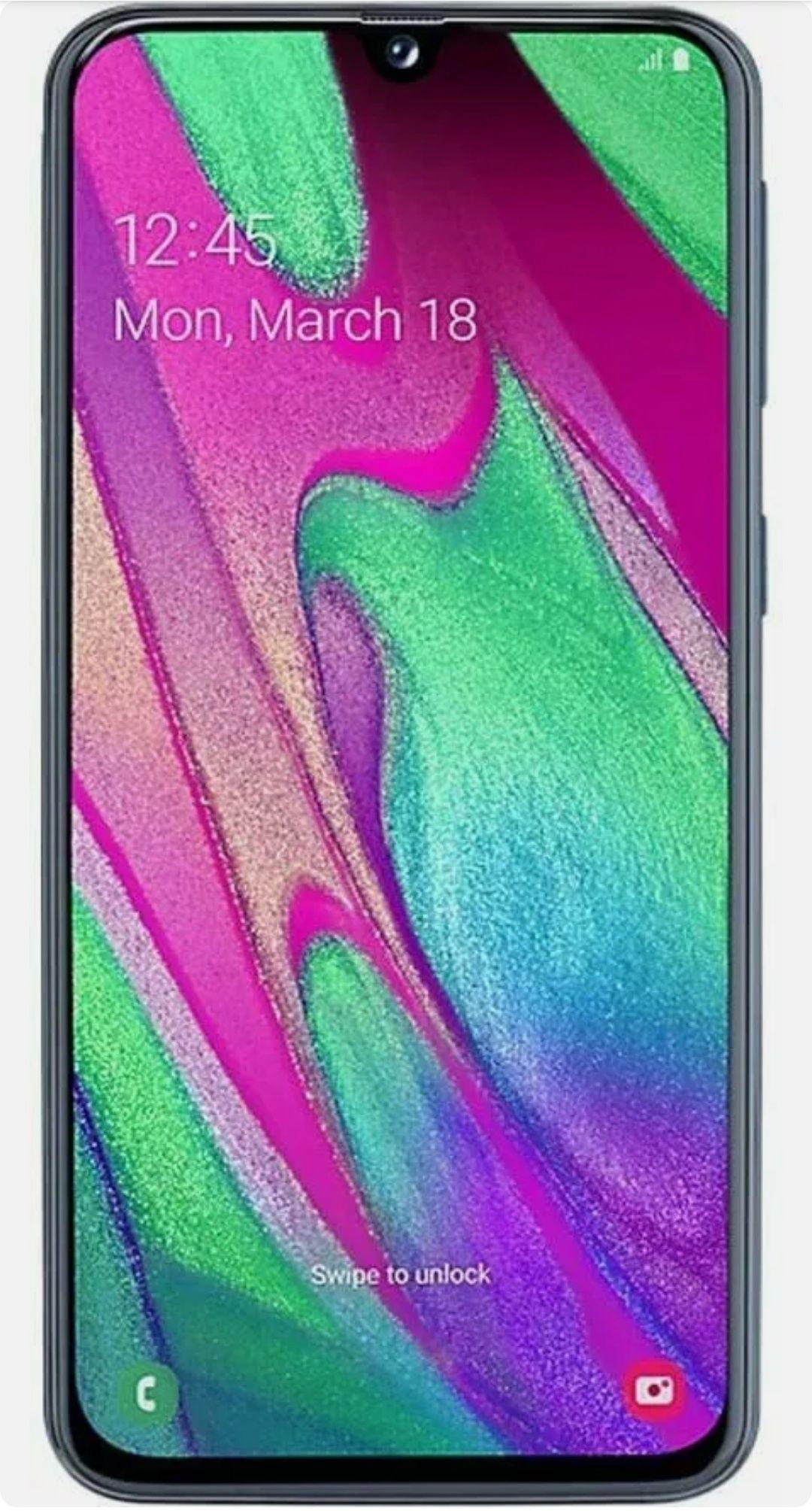Samsung Galaxy A40 - 64GB - Black Dual SIM (Unlocked) Smartphone (Used - Excellent Condition - £94.99 / Grade C £83.59 @ Phoneus / Ebay