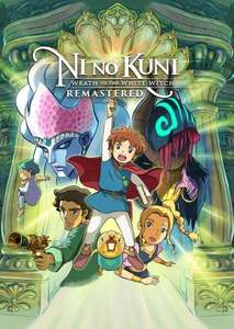 [Steam] Ni No Kuni: Wrath Of The White Witch Remastered (PC) - £9.99 / £8.99 with code @ Bandai Namco