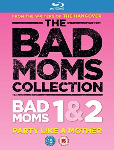 Bad Moms 1+2 Blu-ray Boxset £3.99 prime / £6.98 nonPrime at Amazon
