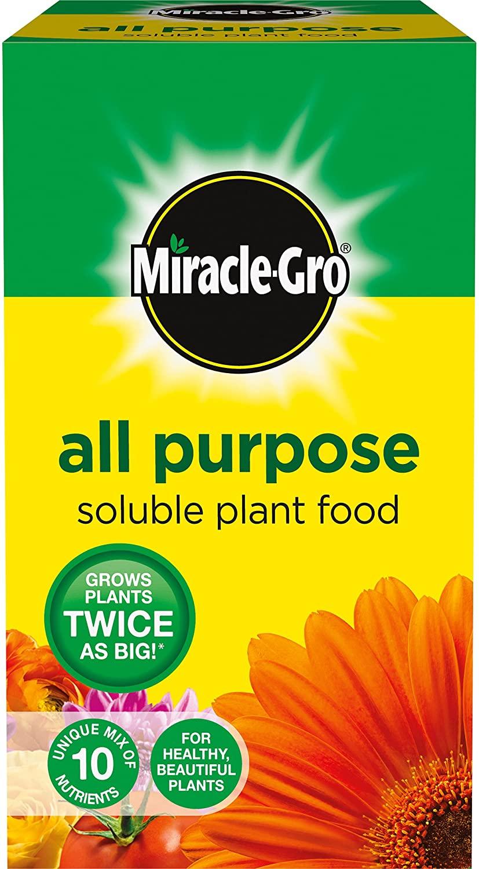 Miracle-Gro Plant food 1 kilogram £3 (+£4.49 Non Prime) @ Amazon