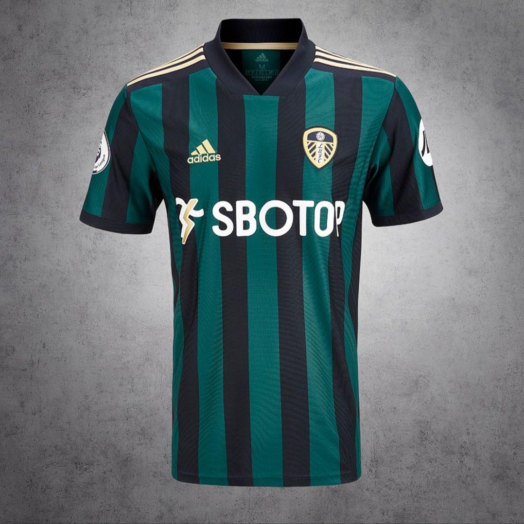 Leeds United 20/21 Adult Away Jersey Half Price £34.99 delivered @ Leeds United Online Shop