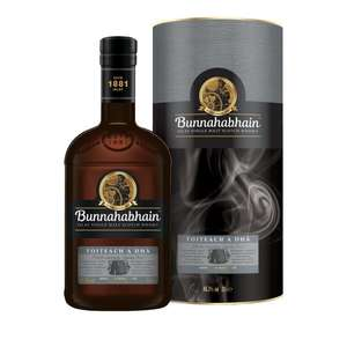 Bunnahabhain Toiteach A Dha Islay Single Malt Scotch Whisky 46.3% + Glencairn glass £32.90 (+£4.99 delivery) @ The Whiskey Shop