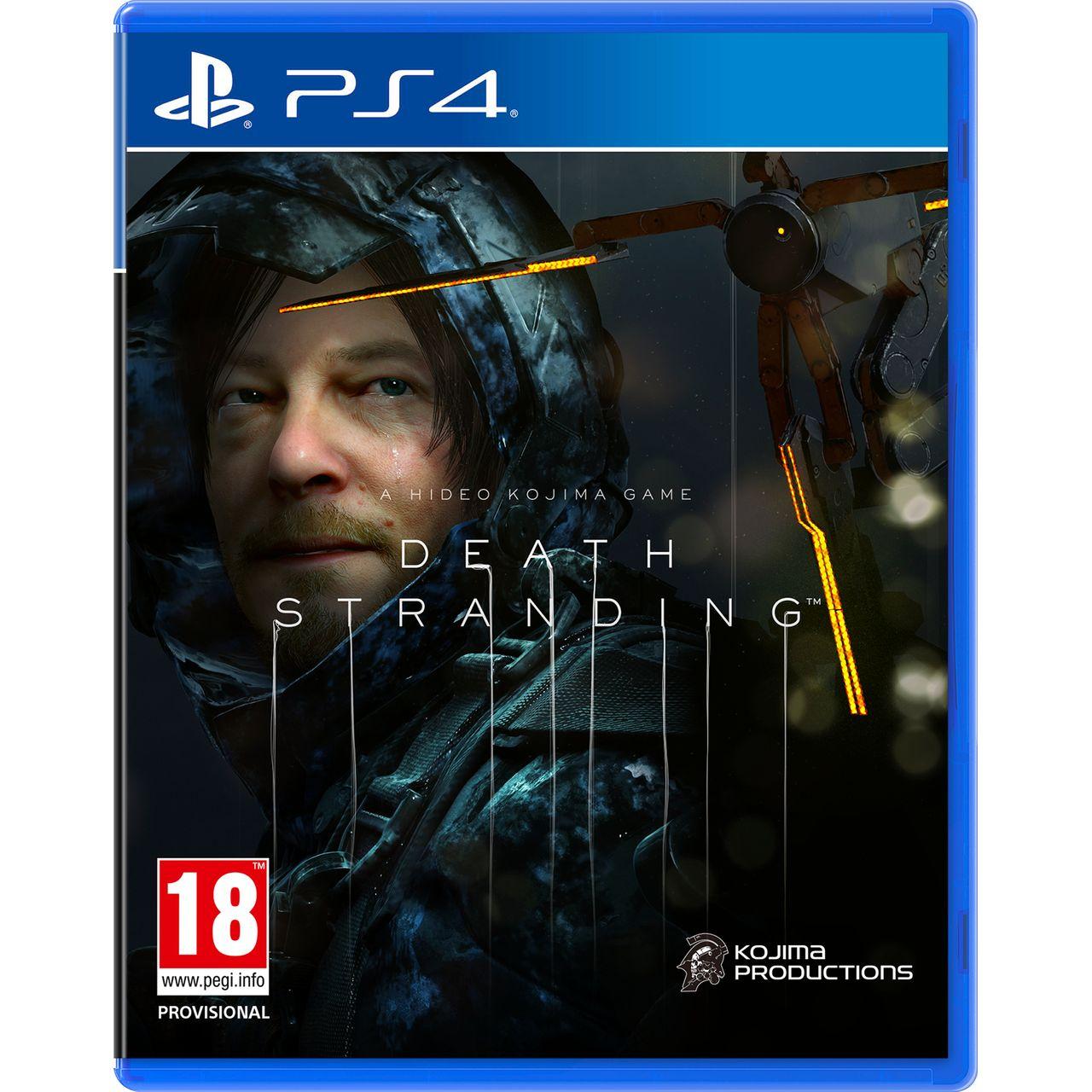 Death Stranding (PS4) - £14 Delivered (UK Mainland) @ AO