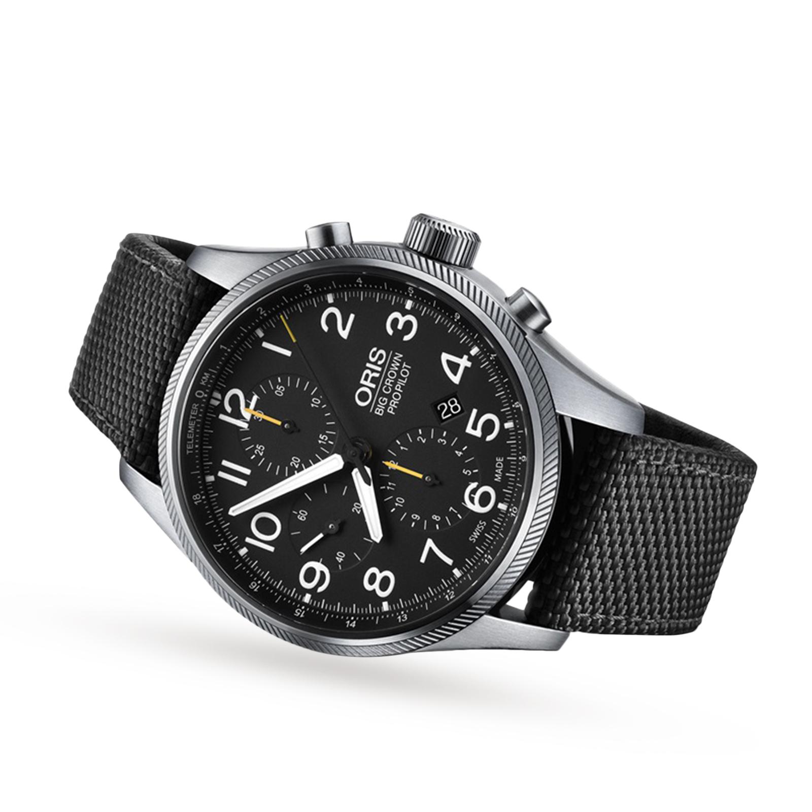 Oris ProPilot Chrono + possible free watch winder - £1350 @ Goldsmiths