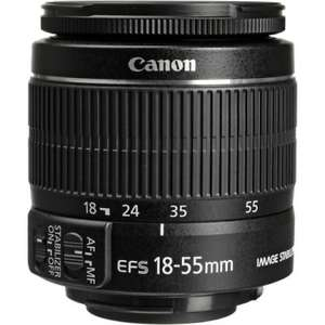 Canon EF-S 18-55mm f/3.5-5.6 IS II Lens £71.99 @ eBay / cameracentreuk
