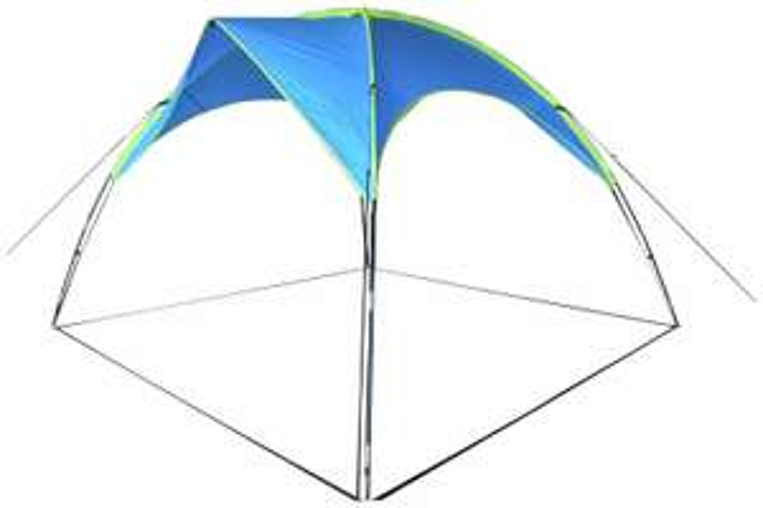Trespass Mini Event Shelter - Blue £11.99 delivered (UK Mainland) @ Argos / ebay