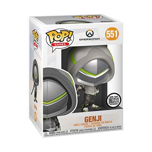 Funko 44223 POP Overwatch-Genji Brier 2 £4.25 (Prime) + £4.49 (non Prime) at Amazon