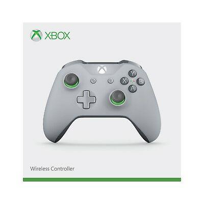 Microsoft Xbox One Wireless Controller - Grey/Green (WL3-00061) Used/Refurbished £33.99 @ techsave2006 / eBay