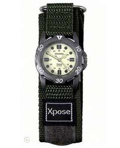 Sekonda kids' unisex rugged watch on rip strap for only £19.99 @ Rubicon watches