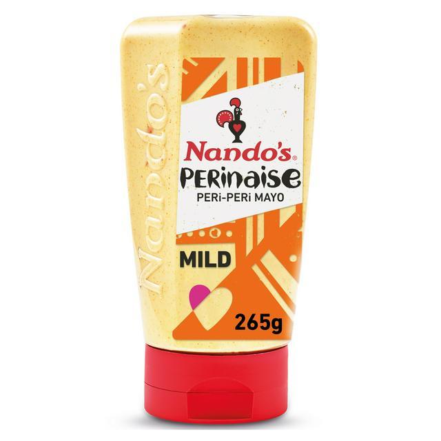 Nando's Perinaise 265g (Mild / Hot / Vegan / Garlic) - £1.50 @ Sainsbury's