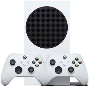 Xbox Series S Console + Extra Xbox Wireless Controller - Robot White - £284.05 Delivered using Code (Mainland UK) @ eBay / box_uk