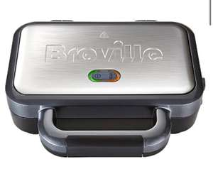 Breville VST041 Deep Fill Sandwich Toaster £22 (Free click and collect) @ George (Asda)