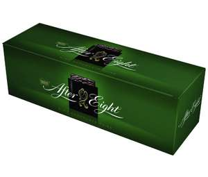 After Eight Mint Chocolate Thins Box, 300 g £1.99 (+£4.49 Non Prime) @ Amazon