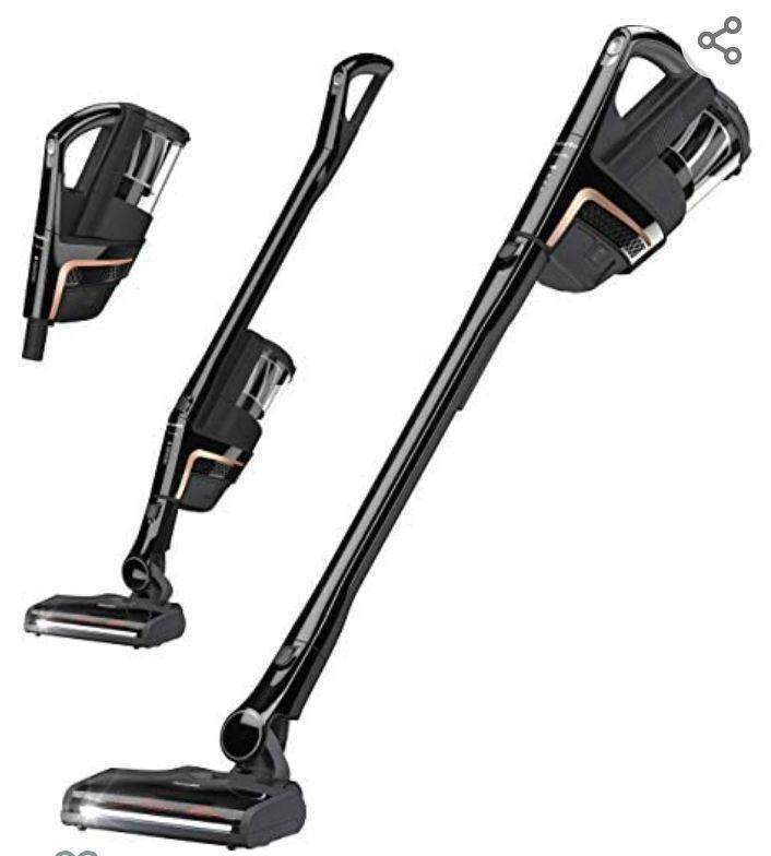 Miele Triflex HX1 Cat & Dog 41MML030GB, 3-in-1 Cordless Vacuum Cleaner, Black £429 @ Amazon