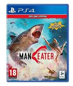 Man Eater Day One Edition PS4 £4 @ The Gamery
