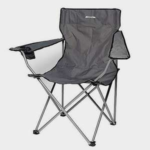Eurohike Peak Folding Chair 3 different colour options 2 for £15 / £3.95 delivery = £18.95 delivered @ Millets
