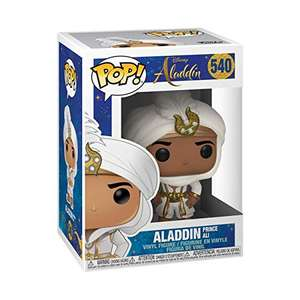 Funko POP! Vinyl - Disney: Aladdin (Live Action) Prince Ali - £4.21 (+4.49 Non-Prime) @ Amazon