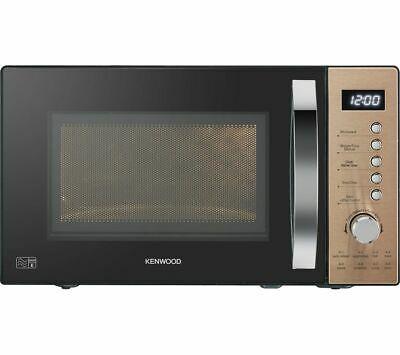 KENWOOD K20MCU20 Solo Microwave 800 W 20 Litres - Black & Copper £59.79 @ Currys / eBay
