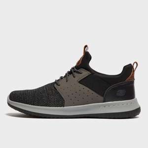 Skechers Men's Delson Camben Trainers £43.40 (£3.95 delivery) @ Millets