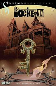 Free Locke & Key/Sandman: Hell & Gone #0 46-page e-comic for Kindle/Comixology on Amazon