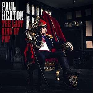 Paul Heaton - The Last King of Pop CD £2.72 @ Rarewaves