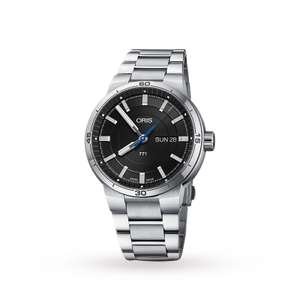 ORIS TT1 42MM Men's Automatic Watch - £720 (with code) @ Goldsmiths