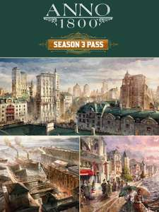 Anno 1800 - Year 3 Pass £11.66 with Humble Choice (£14.57 without) @ Humble Bundle