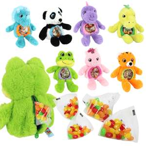 Colourful Animal Jelly Belly Bods Teddy's £10 @ Weeklydeals4less