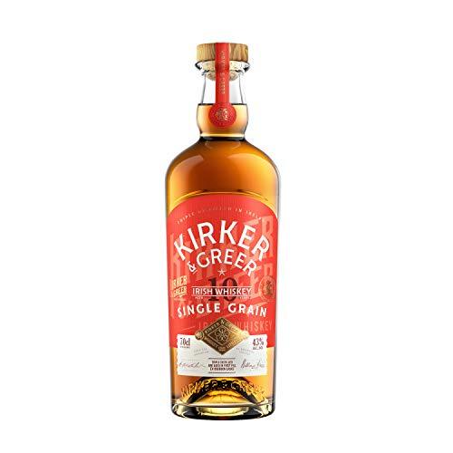 Kirker & Greer 10 Year Old Single Grain Irish Whiskey 43% 70cl £22.73 @ Amazon