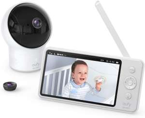 eufy Baby Monitor (T8300). 720p HD, night vision, 5 inch display £99.99 Sold by AnkerDirect and Fulfilled by Amazon