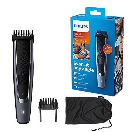 Philips Series 5000 Beard & Stubble Trimmer/Hair Clipper for Men £34.99 @ Amazon
