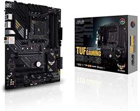 ASUS TUF Gaming B550-PLUS AMD B550 Ryzen ATX motherboard PCIe 4.0 dual M.2 2.5 Gb Ethernet USB 3.2 Type-A + C - £112.93 Del @ Amazon DE