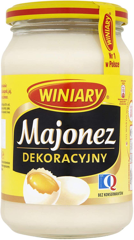 Nestle Winiary Mayonnaise Decorative (400g) - £1 (+£4.49 Non-Prime / 95p Subscribe & Save) @ Amazon