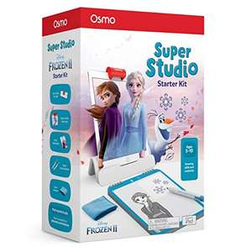 Osmo 5-11 Super Studio Disney Frozen 2 Starter Kit (Includes Base) - £13.23 (+£4.49 Non Prime) @ Amazon