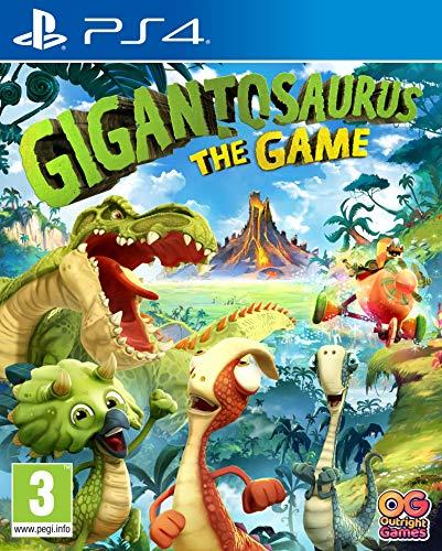 Gigantosaurus The Game (PS4) - £17.99 (+£2.99 Non Prime) at Amazon