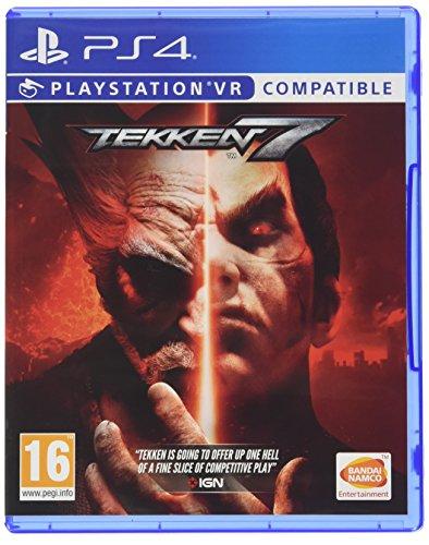 Tekken 7 PS4 & Xbox One - £9.99 (+£2.99 Non Prime) at Amazon