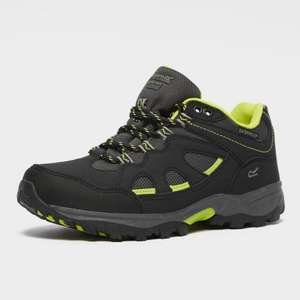 Regatta Kids' Vale Walking Shoes £25 + £5 Discount Card + £3.95 delivery at Go Outdoors