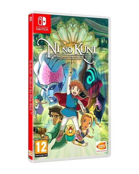 Ni No Kuni: Wrath of the White Witch (Nintendo Switch) £19.85 Delivered @ Shopto