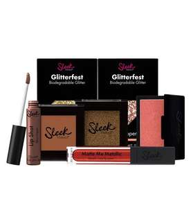 Sleek Glow Bundle £10 Boots + £1.50 click & collect / £3.50 delivery