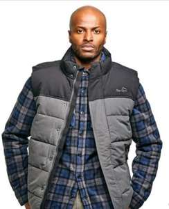 Peter Storm Men's Walter Wadded II Insulated Gilet £28 + £5 Discount Card + £3.95 at Go Outdoors