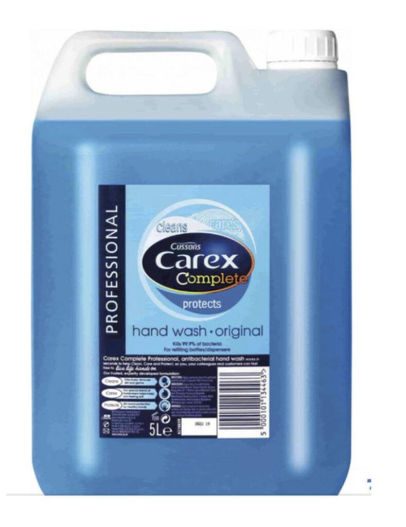 Carex Professional Handwash, 5L £8.74 @ Costco Warehouse In-Store