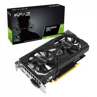 GeForce GTX 1650 EX KFA2 4Gb GDDR6 NVIDIA Graphics Card £239.99 at Tech Next Day