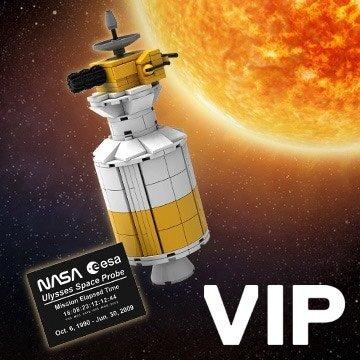 Lego VIP Ulysses Space Probe Reward - 1800 VIP Points @ Lego Online