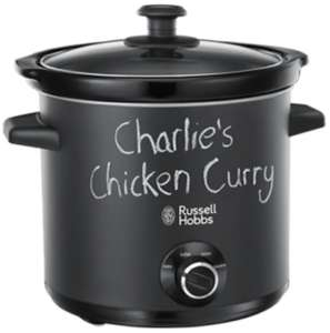 Russell Hobbs Chalkboard Slow Cooker £24.96 @ Asda Free click and collect