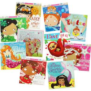 Childrens books - 10 for £10 @ The Works - free click & collect / £2.99 delivery